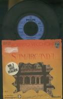 "ROBERTO VECCHIONI -SAMARCANDA -CANZONE PER SERGIO -DISCO VINILE 45 GIRI 7"" - Vinyl-Schallplatten"