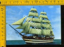 Marina Navigazione Nave Vespucci - Barche