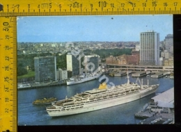 Marina Navigazione Nave Guglielmo Marconi - Barche