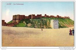 SYRIE  ALEP  La Forteresse - Syrie
