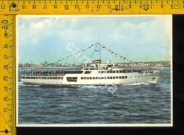 Marina Navigazione Nave Partenope Procida Ponza - Barche