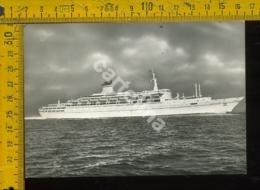 Marina Navigazione Nave Lloyd Triestino Marconi - Barche