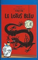 CP TINTIN - HERGÉ -  MOULINSART SUNDANCER 073 - LE LOTUS BLEU - Comics