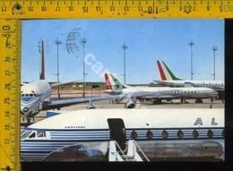 Aviazione Aereo Alitalia - Aerei