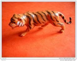 Figurine Animal Sauvage TIGRE Publicité Biscottes Prior - Figurines