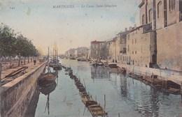MARTIGUES LE CANAL SAINT SEBASTIEN  (dil164) - Martigues