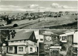 GERMANIA  NORDRHEIN-WESTFALEN  MASSENHAUSEN  WALDEK  Gasthof  Zur Post - Germania