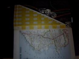 Carte  Routiere D Espagne  De 1967 Ecrite  En Espagnol  Edition Annee  Internationale Du Tourisme - Roadmaps