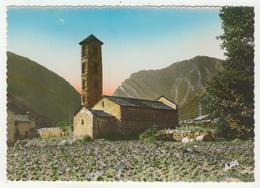 Vallées D'Andorre         Sainte Coloma. Eglise Romaine - Andorre