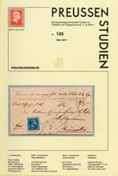 ArGe Preußen Rundbrief  133 Aus 2013 - Preussen