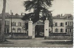 DPT 49 BAUGÉ Institution Saint-Joseph Entrée De La Cour D'Honneur CPA TBE - France
