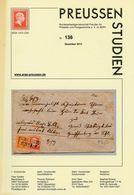 ArGe Preußen Rundbrief  136 Aus 2013 - Preussen