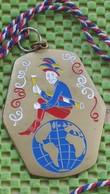 Medaille  / Medal - Carnaval Pr. Hendrik De Gaper 1988 Deventer  - The Netherlands - Verenigingen