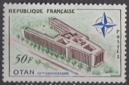 FRANCE 1959:  OTAN, Neuf** - Ongebruikt