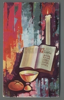 ES5207 SS. Sacramento COMUNIONE PASQUALE 1968 MIANO ANCOR Santino - Religione & Esoterismo