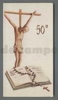 ES5209 SS. Sacramento ORDINE SACRO FB PUREZZA 4 RICORDINO CASTELLETTO ROVERETO Santino - Religione & Esoterismo