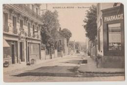 CPA 92 BOURG LA REINE Rue Ravron - Pharmacie - Bourg La Reine