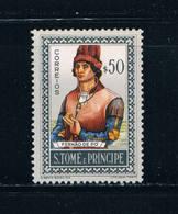 Saint Thomas And Prince Islands 359 MNH Fernao De Po (GI0353) - Sao Tome And Principe