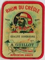 Ancienne Etiquette (Mignonnette) De Rhum - Rhum