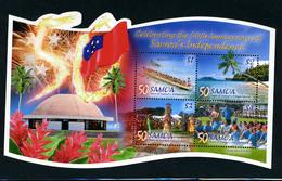 2012 - SAMOA -  Catg.. Mi. Block 79 -  NH - (UP554641.85) - Samoa