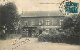 PLOEGSTEERT - Frontière Française,estaminet Du Lion De Flandre. - Belgique