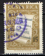 COSTARICA - 1965 - Acquisition Of The Nicoya Territory - USATO - Costa Rica