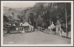 Cheddar, Somerset, C.1930 - RP Postcard - Cheddar