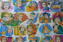 Scraps Fantasy Filles Girls - Ragazzi