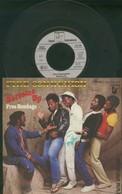 "FIRE CONNEXION -BOTTOMS UP -FREE BONDAGE -DISCO VINILE 45 GIRI 7"" 1982 - Dischi In Vinile"