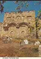 Jerusalem - La Porte D'Or - The Golden Gate - Israel
