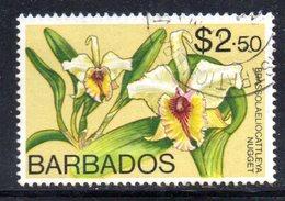 T772 - BARBADOS 1974 , Ordinaria  Yvert N. 386 Usato - Barbados (1966-...)