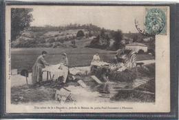 Carte Postale 46. Floressas  Lavandières De La Bugado Près Maison Du Poète Paul Froument  Très Beau Plan - France