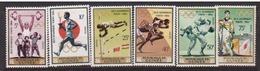 GUINEE      N°  YVERT    217/222 NEUF SANS  CHARNIERE - Guinée (1958-...)