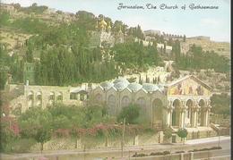 Jerusalem - The Church Of Gethsemane - Israel