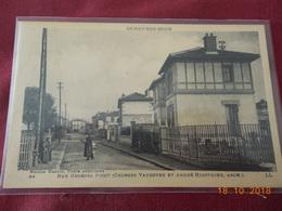 CPA - Epinay-sur-Seine - Rue Georges Picot (Georges Vaudoyer Et André Rigothier, Arch.) - France
