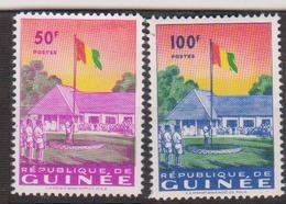 GUINEE      N°  YVERT    21/22    NEUF SANS  CHARNIERE - Guinée (1958-...)