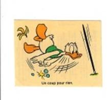 Autocollant Donald -La Vache Qui Rit 1972 -Mickey - Stickers
