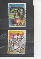 CENTRAFRIQUE - Coopération EUROPE-AFRIQUE : Météorologie, Construction Aéronautique - - Central African Republic