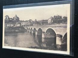 36 Le Blanc Pont Ville Haute - Le Blanc
