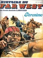 Histoire Du Far-West En BD -n°3 Géronimo - Magazines