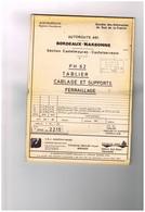 Cbc Méditérranée Camperon Bernard Cetra Ducler Frères Mirande Dodin Aed Toulouse Autoroute A61 Bordeaux Narbonne Tablier - Travaux Publics