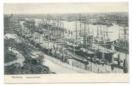 CARTE POSTALE / HAMBURG / SEGELSCHIFFHAFEN / 1906 - Sin Clasificación