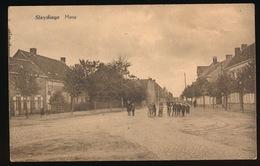 SLEIDINGE   MOTTE - Evergem