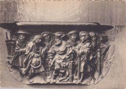 Amiens - Cathédrale - Stalles - Miséricorde - Jacob Apprend Qu'Esau Marche Contre Lui - Amiens