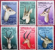 Somalia   1955  6 V  MNH - Timbres