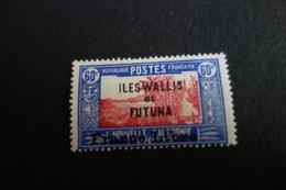 Wallis Et Futuna France Libre N°108** Mnh - Wallis And Futuna
