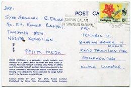 Malaysia - Postcard - Carte Postale - Malaysia (1964-...)
