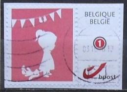 België Mystamp - Belgien