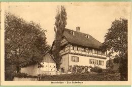 Weinfelden -Zur Schwärze - TG Thurgovie