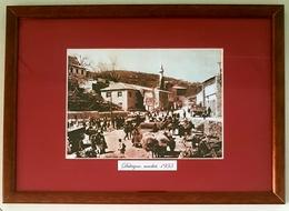 Dulcigno, Market, 1935, Ulcinj, Ulqini, Montenegro - Popular Art